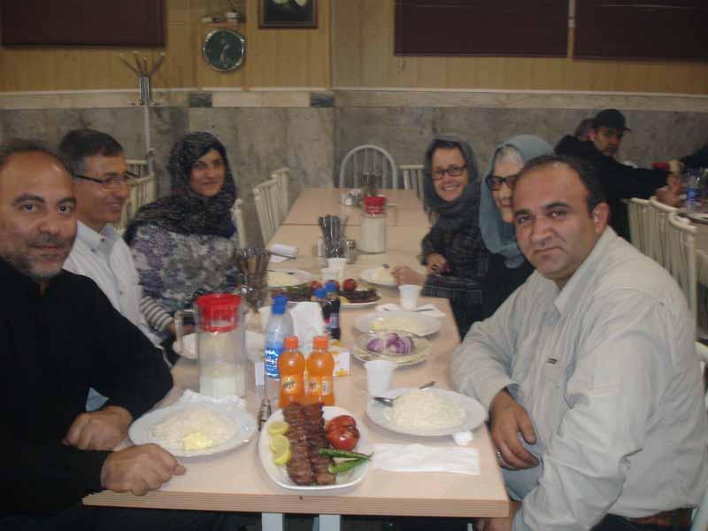 چلوکبابی حاج علی تبریز