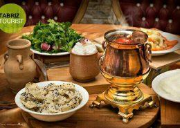رستوران و باغچه سنتی ایمانی