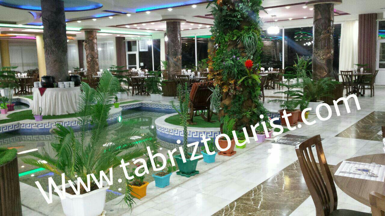 رستوران صفا تبریز